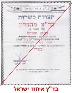 Badatz Ichud Yisrael