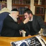 Menachem Ben-Zichri with R' Ovadia Shlita