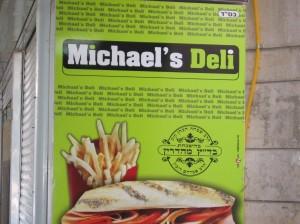 Michael;s Deli Storefront